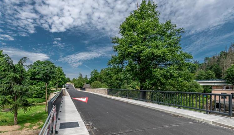 Silnice do Malého Beranova se na pár dní uzavře. Objížďka povede přes Nové Domky