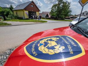 Ve Zborné mají novou hasičárnu, vyšla na 6,5 milionu. Využijí ji nejen hasiči