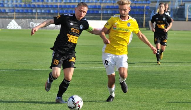 Vítězná premiéra. Vysočina v prvním zápase sezóny porazila Varnsdorf 2:1