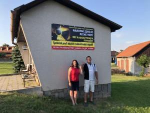 Kraj Vysočina si prosadil přímou účast při výběru lokality pro úložiště. Stává se partnerem dotčených obcí v regionu