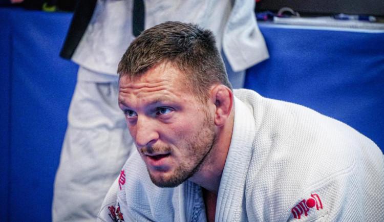 Judista Lukáš Krpálek bojuje o medaili, v Tokiu postoupil do semifinále