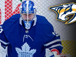 Jihlavský brankář David Rittich mění v NHL dres, na výročí svatby podepsal roční smlouvu v Nashvillu