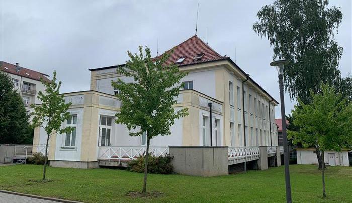Oprava a přístavba infekčního pavilonu Nemocnice Havlíčkův Brod se uspíší. I kvůli covidu