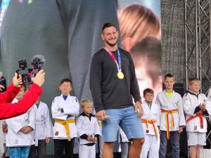 Experti: Z olympioniků může z reklamy nejvíce získat judista Lukáš Krpálek