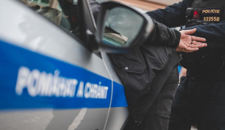Mladíci v jihlavské Kozlovně odmítali zaplatit, jeden napadl strážníka. Tomu běžné chvaty k obraně nestačily