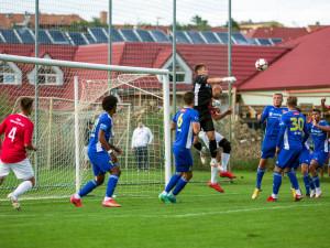Vysočina postoupila do třetího kola MOL Cupu, duel v Uherském Brodě otočila v závěru