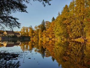 Podzimní pobyt na jihu Čech může znamenat dovolenou zdarma