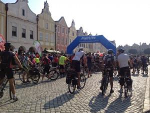 Cyklisté už pojedenácté šlápnou do pedálů a pomohou dětem v jihlavské nemocnici