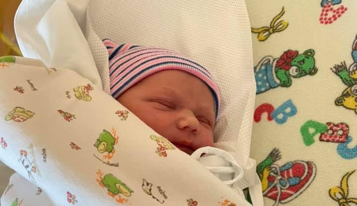 Jihlavská porodnice letos pomohla na svět tisícovce dětí. Jubilejním miminkem se dnes stal Vojtíšek