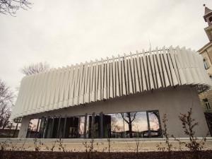 Úspěch jihlavské polytechniky. Nové výukové centrum bylo nominováno na Stavbu roku 2021