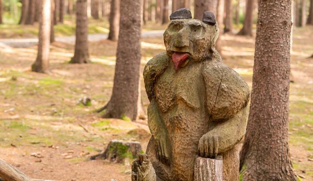 Tip na výlet: Jedenáct zastavení v přírodě, odměna na konec. To je Pohádková stezka Panenská