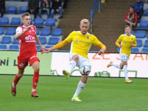 Vysočina překvapila, z MOL Cupu vyřadila prvoligové Pardubice