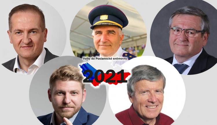 VOLBY 2021: Seznamte se s lídry vybraných stran a hnutí na Vysočině
