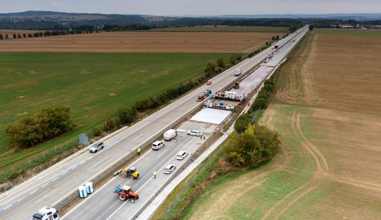 Zrekonstruovaná dálnice D1: Dokončena o tři roky později a o dvě miliardy levněji