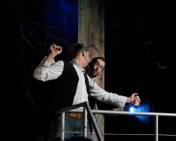 Premiéra hry Světlo Lucerny v Dolní Cerekvi