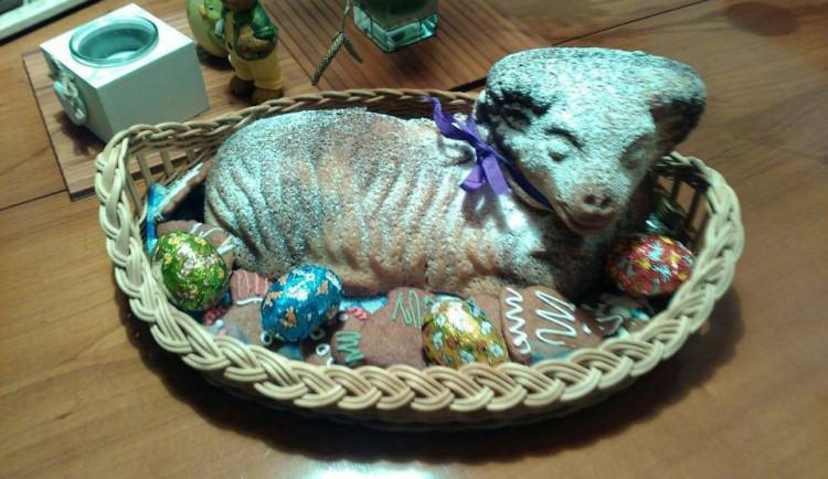 Velikonoční beránci od čtenářů