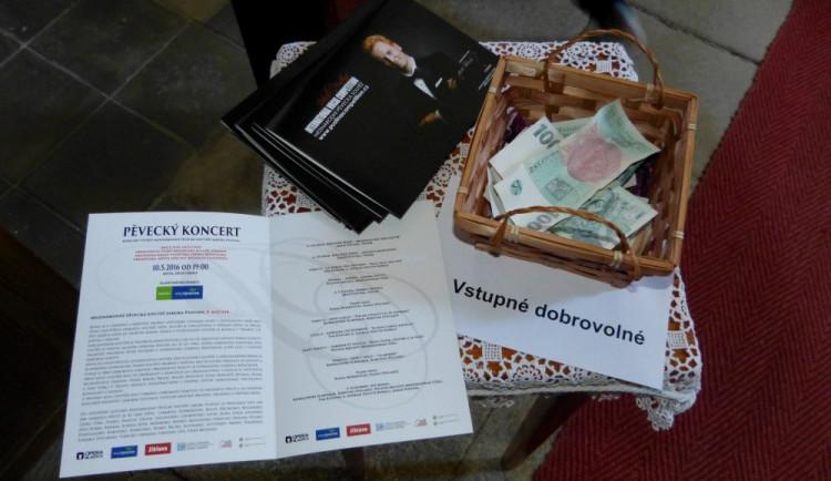 Koncert vítězů mezinárodní pěvecké soutěže Jakuba Pustiny v Dolní Cerekvi