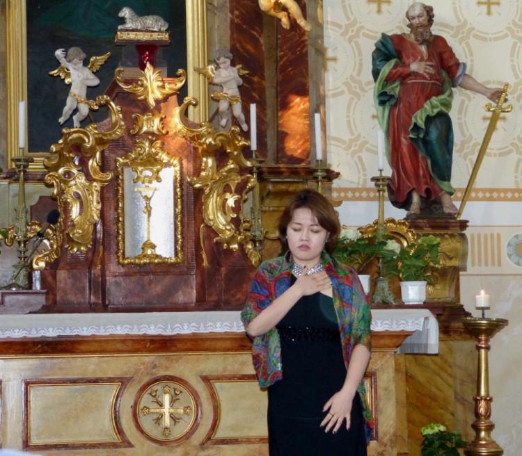 Yim Kyoung A z Jižní Koreji