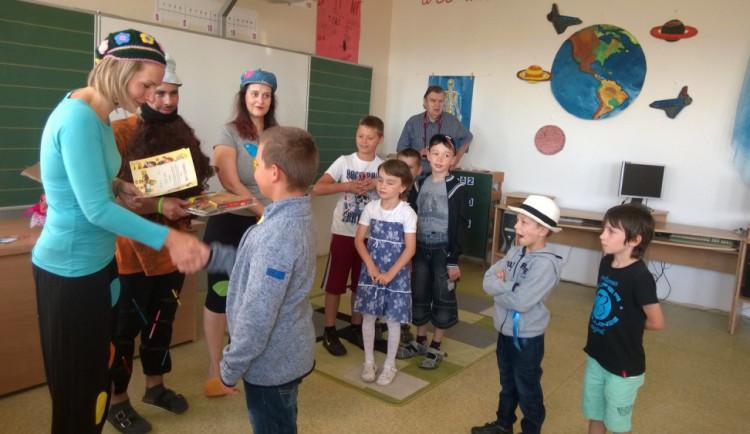 Zahájení školního roku 2016/2017, prvňáčci