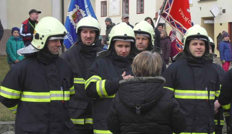SDH Dolní Cerekev: Slavnostní předání zásahové repasované Tatry