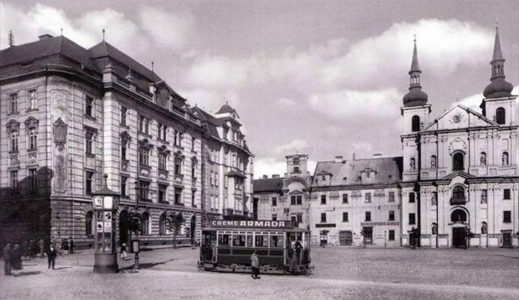 Historie tramvají v Jihlavě