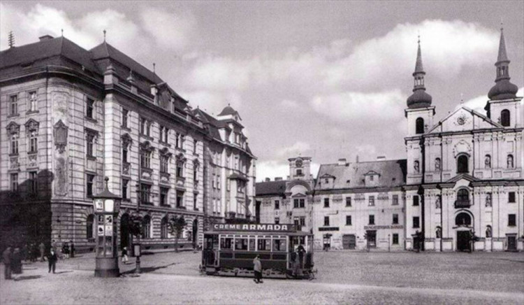 Dnešní Masarykovo náměstí