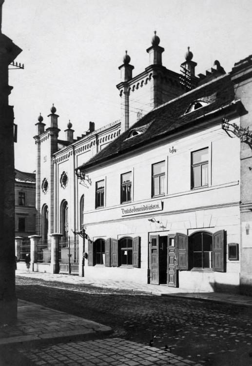 Synagogy v Jihlavě