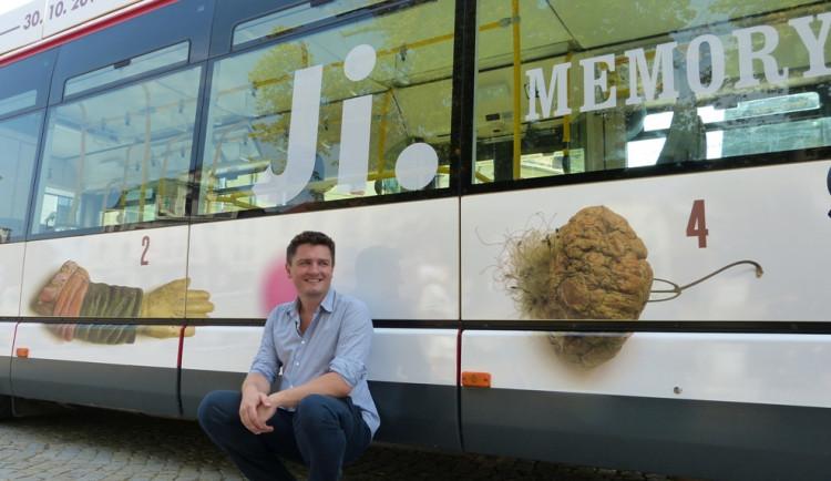 Festivalový trolejbus v Jihlavě