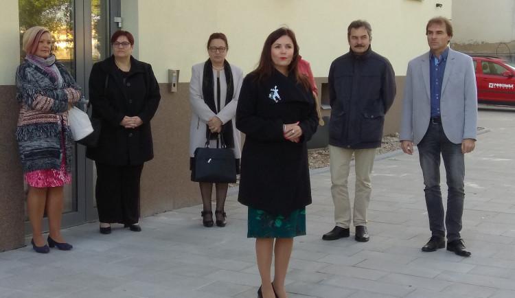 Otevření zrenovovaného stacionáře v Žižkově ulici
