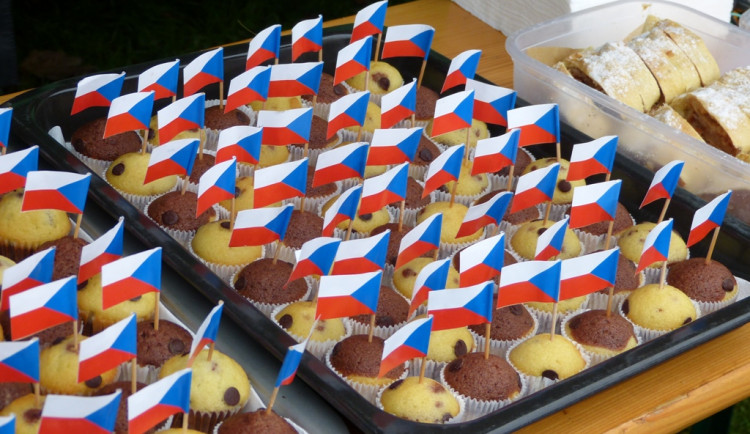 Oslavy stého výročí republiky v Dolní Cerekvi