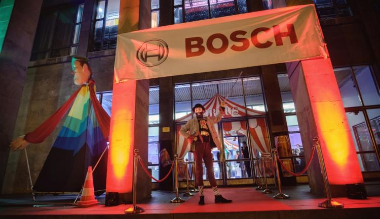 Reprezentativní ples firmy Bosch Diesel
