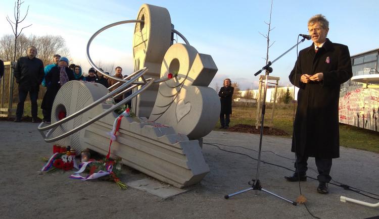 Jihlava si připomněla třicáté výročí sametové revoluce