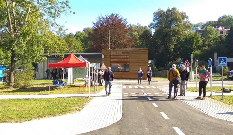 Otevření dopravního hřiště