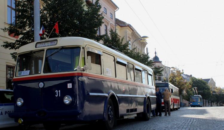Oslavy 111 let MHD v Jihlavě