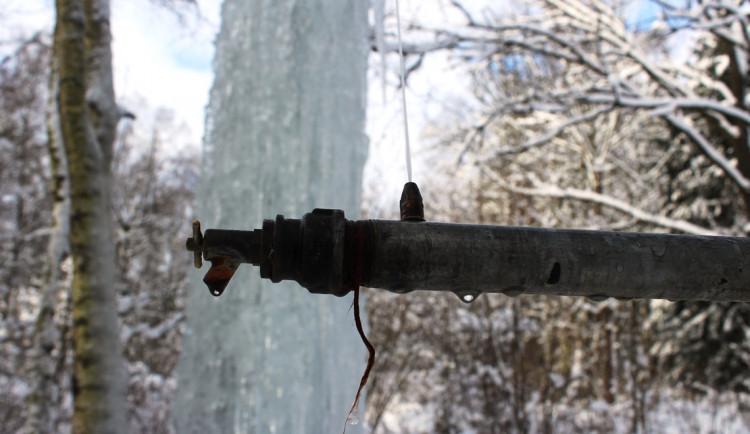 Lovětínský ledopád