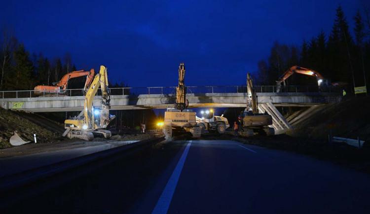 Mosty na Vysočině ve správě ŘSD